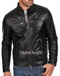 leather jackets india