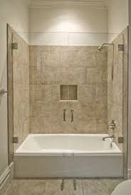 Tub Shower Combo Design Ideas, Pictures, Remodel, and Decor - page 12 | fav  home | Pinterest | Tub shower combo, Tubs and Bath