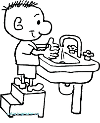 washing hands coloring pages s s cdc hand washing coloring pages
