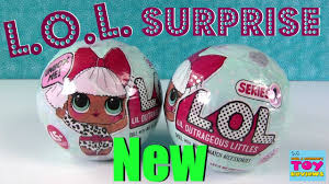 L O L Surprise Ball Baby Doll 7 Layers Of Fun Color Change Cries