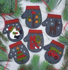 Felt Christmas Ornament Patterns Amazing Ornament Patterns Lancaster PA Wool Felt Homemade