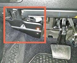 where is the brake controller install harness in a 2016 jeep click to enlarge
