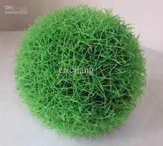 Decorative Boxwood Balls 100 Artificial Plastic Grass Ball Boxwood Ball Buxus Ball Outdoor 9