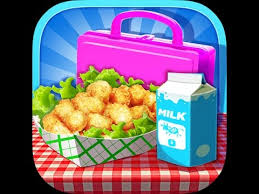 fast food maker lunch food maker android gameplay movie apps free kids best top tv