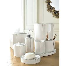 modern bathroom accessories. Modern Bathroom Accessories Set House Decorations Bath Sets . Contemporary