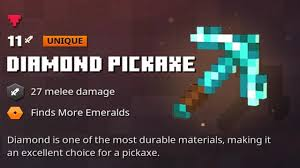 How to get Diamond Pickaxe Minecraft ...