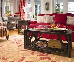 Paula Deen Living Room Furniture Paula Deen By Universal Paula Deen Home Round Side Table With