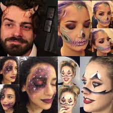 halloween beauty makeups fully qualified sfx makeup artist watford london