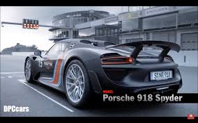 porsche 9 spyder super water car