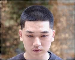 Men Hairstyle Short Asian Hairstyles Male Round Mens Korean