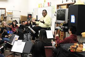 So Pas High Band Director Connects Life and Music | South Pasadena Review