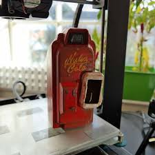 Nuka Cola Vending Machine Extraordinary Download Fallout 48 Nuka Cola Vending Machine Da Aaron Phull