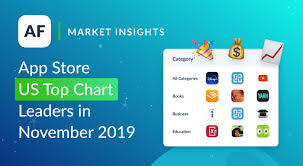 Top Apps Games In The Us App Store For November 2019