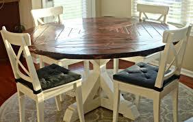 50 most exemplary narrow farm table rustic farmhouse dining large