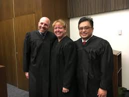 "Sunshine Cavalluzzi on Twitter: ""Huge congrats to @eldohawks alum@(Class of  '89), @edhsmt coach, & @EDLAWAcademy supporter Nathan ""Nhan"" Vu, who was  enrobed & sworn in as an OC Superior Court Judge today! ("