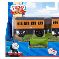 thomas friends wooden railway light up reveal annie clarabel dfw81