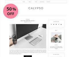 premade blogger templates etsy