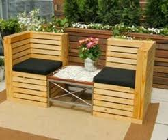pallet outdoor furniture ideas. Recycled Pallet Outdoor Furniture 4 Ideas A