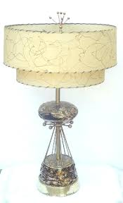 mid century floor lamp target atomic vintage sputnik two lamps l