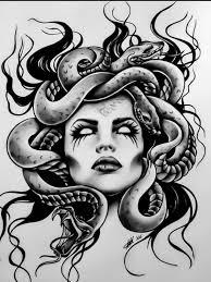 нσυѕтσиqυєєивяι S6 Tattoos Tattoo Drawings и Medusa Tattoo
