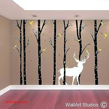 birch tree wall art wall wall art decals nursery tree wall decal zoom birch tree wall birch tree wall art  on white birch tree wall art with birch tree wall art birch forest birch trees nature tapestry white