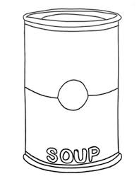 Andy Warhol Campbells Soup Can Pop Art Lesson Tpt