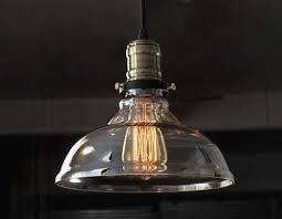 Lampadario Cucina Vintage : Acquista all ingrosso vetro luce del pendente campana da