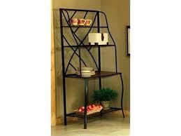 used bakers rack used bakers rack metal and wood bakers rack medium size of eye kitchen used bakers rack
