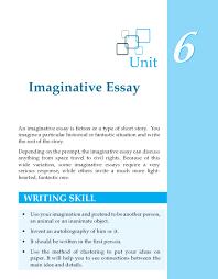 grade imaginative essay composition writing skill writing skill grade 8 page 069