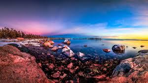 Vibrant Nature Ocean 4k, HD Nature, 4k ...