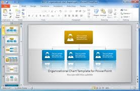 Org Chart Powerpoint Slide Best Organizational Chart Templates For Powerpoint
