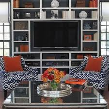 21 Riveting Living Rooms With Dark Wood Floors PICTURESBlue And Gray Living Room Ideas