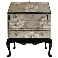 how to wallpaper furniture. muebles reciclados con papel pintado wallpaper furnituredecoupage how to furniture d