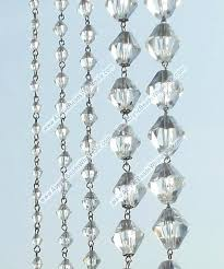 chandelier beads chains crystal beaded chandelier garland chains by chandelier parts crystal chandelier beads