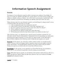 Template Persuasive Speech Examples Apa Style Outline Format