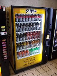 Snapple Vending Machine Best Snapple Vending Machine 48 A Photo On Flickriver