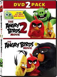 Amazon.com: The Angry Birds Movie 2 / Angry Birds Movie - Set: Movies & TV