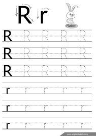 Free Printable Sign In Sheets Magnificent Letter R Tracing Worksheet Handwriting Sheets Alphabet Worksheets