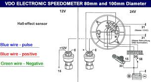 speedometers speedometers gps speed sensor vdo gps speedometer connections