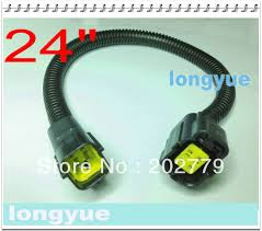 compare prices on o2 sensor adapter online shopping buy low price Oxygen Sensor Extension Harness longyue 20pcs infiniti g35 07 08 rear post cat oxygen o2 sensor extension harnesses 60cm oxygen sensor extension harness mr2 spyder