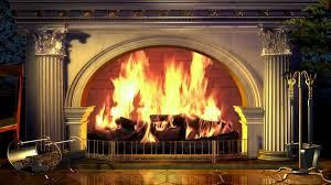 Fancy Fireplace Virtual Fireplace Yule Log Free Background Video 1080p Hd Stock