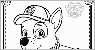 Paw Patrol Coloring Book Lovely Paw Patrol Coloring Pages Best Of