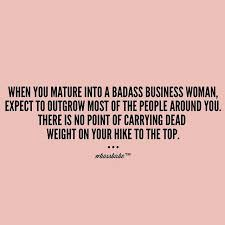 Business Woman Quotes Beauteous BOSSBABE™ Maturing Business Woman Good Quote BossBabe