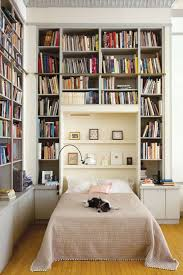 Built In Bedroom Library Ideas