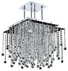 crystal square pendant chandelier cityscape 598fd