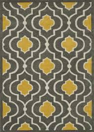 brighton grey and yellow rug le little one regarding prepare 0