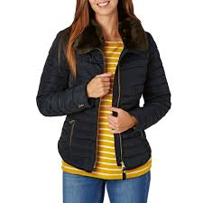 Joules Womens Jackets | Free UK Delivery* on All Orders from Surfdome & Joules Coats - Joules Gosfield Coat - Marine Navy Adamdwight.com