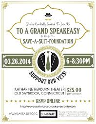 the great theme birthday party invitation invitations 1920s themed wording