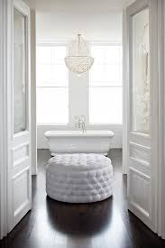 if you re into the bathroom chandelier movement then you ll love this post today i m sharing some of the most beautiful bathrooms featuring equally