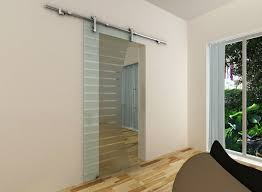 interior glass barn doors. Lovely Glass Barn Doors Interior With K